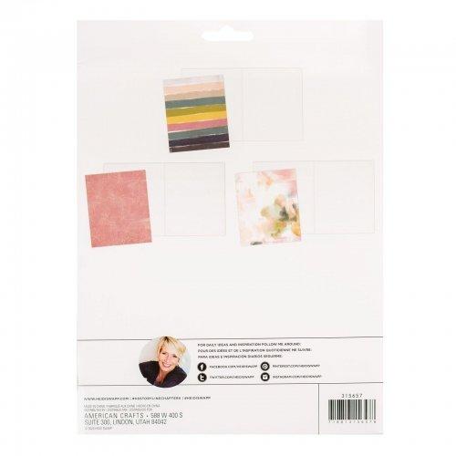 Notebook - Scrapbooker Inserts - Storyline Chapters - Heidi Swapp