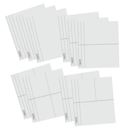 Flipbook - 15x20 - Teal - Simple Stories