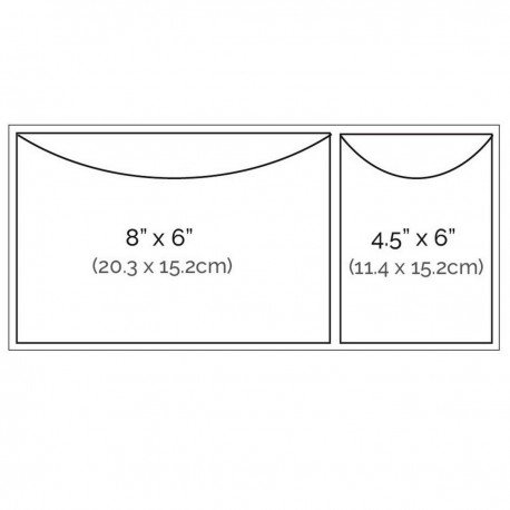 Rangement pour embellissements - Mix-n-Max Storage Cards - Totally Tiffany