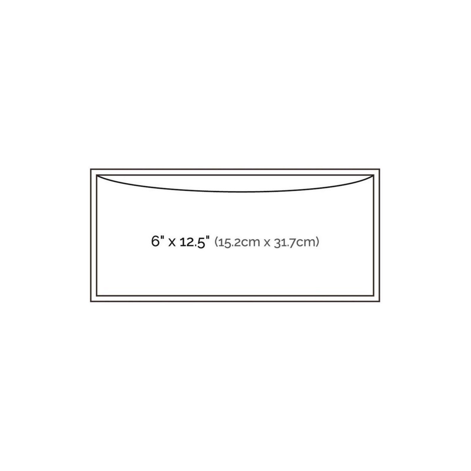 Rangement pour embellissements - Single Pocket Storage Cards - Totally Tiffany