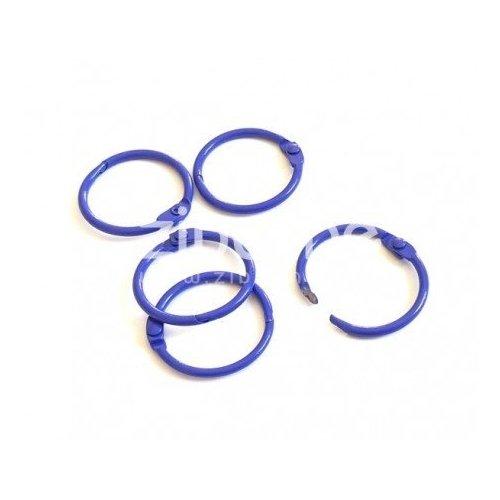 Anneaux de reliure 25 mm - Violet - Zibuline