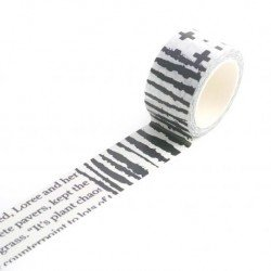 Masking tape - n°17 - Mix and match - AALL & Create