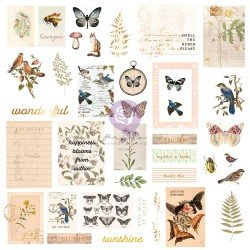 Die-cuts - Nature lover - Prima Marketing