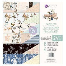 Paper pad 30 x 30 - Nature lover - Prima Marketing