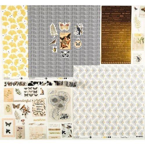 Kit Planner & Notebook n°38 - Avril