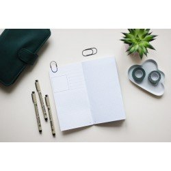 Notebook - Book tracker - Journal Stories - Studio Forty