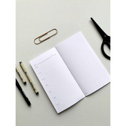 Notebook - Weekly Planner - Journal Stories - Studio Forty