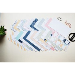 Assortiment de papiers pour Traveler's Notebook - Journal Stories - Studio Forty