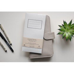 Planner journal - Dark Sand - Set 2 - Journal Stories - Studio Forty