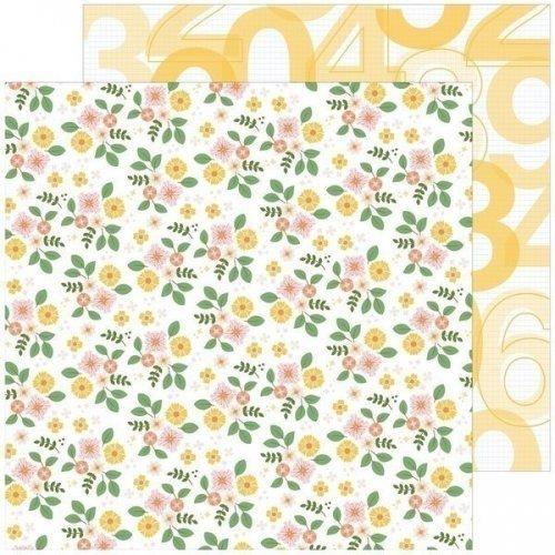 Papier 30x30 - Fresh Flowers - Some Days - Pink Fresh Studio