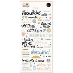 Stickers Puffy - Me gusta - Dunaon