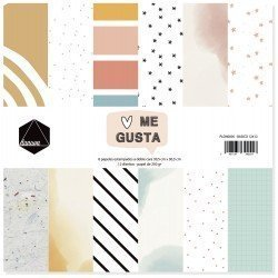Collection Me gusta - Papiers basiques - Dunaon