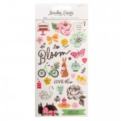 Sticker Book - Garden Party - Maggie Holmes