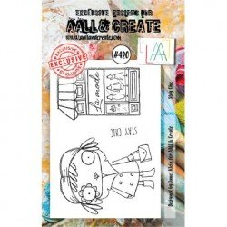 Tampon transparent - Stay Chic - n°420 - AALL & Create