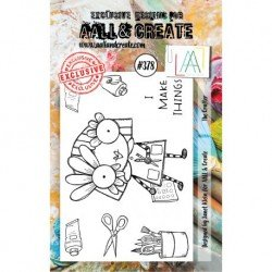 Tampon transparent - The Crafter - n°378 - AALL & Create