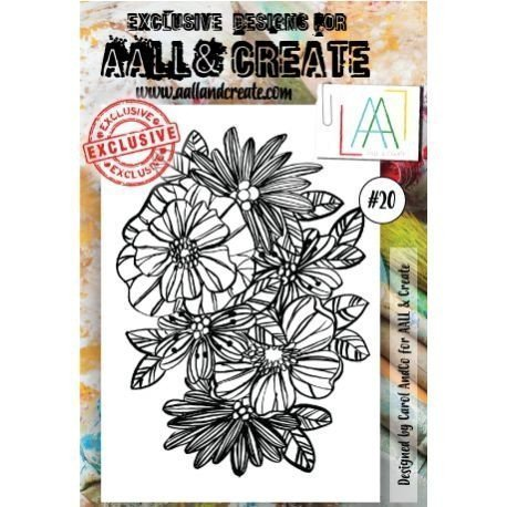 Tampon transparent - n°20 - AALL & Create