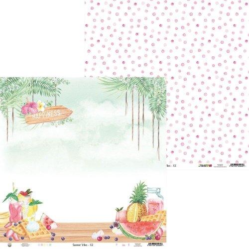 Papier 30x30 - 02 - Summer Vibes - P13