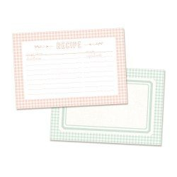 Cartes de recettes 10 x 15 - Around the table - P13