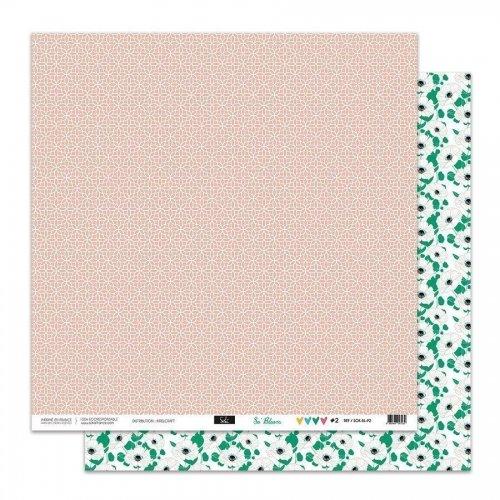Papier 30x30 - Papier 2 - So'Bloom - Sokaï