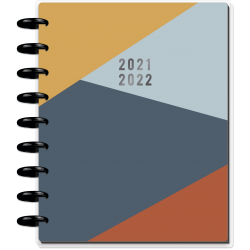 Classic Teacher Happy Planner - 2021/2022 - This day - 12 mois - MAMBI