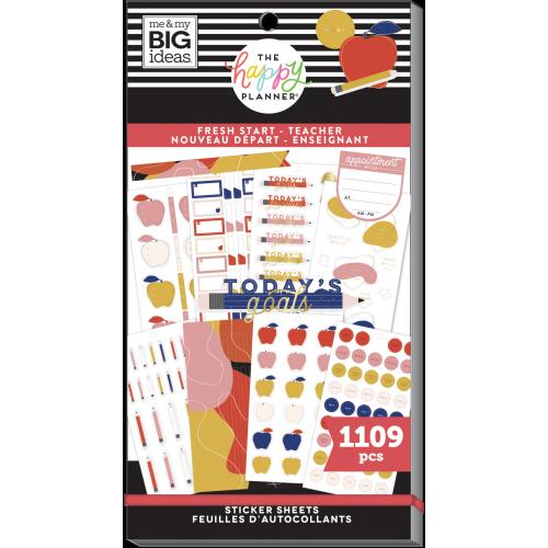 Sticker book - Fresh Start - Me & my big ideas