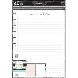 Recharges pour Grands Happy Planners - Plan All the Things - Me & My Big Ideas