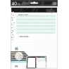 Recharges pour Classic Happy Planner - Todays Notes - MAMBI