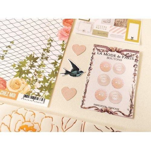 Kit Planner & Notebook n°40 - Juin