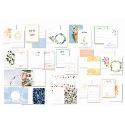 Cartes Project Life - Lazy Days - Studio Forty