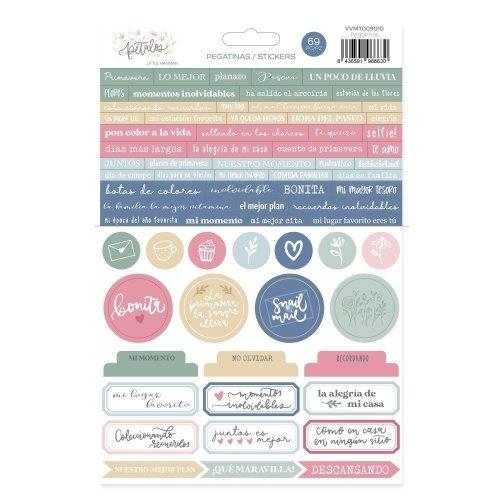 Stickers - Pétalos - Mintopia