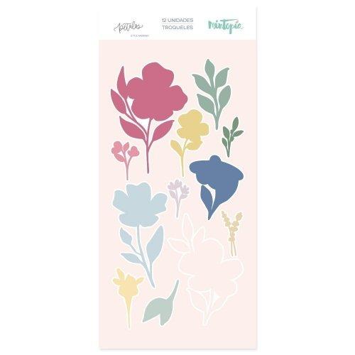 Matrice de coupe - Set de flores - Pétalos - Mintopia