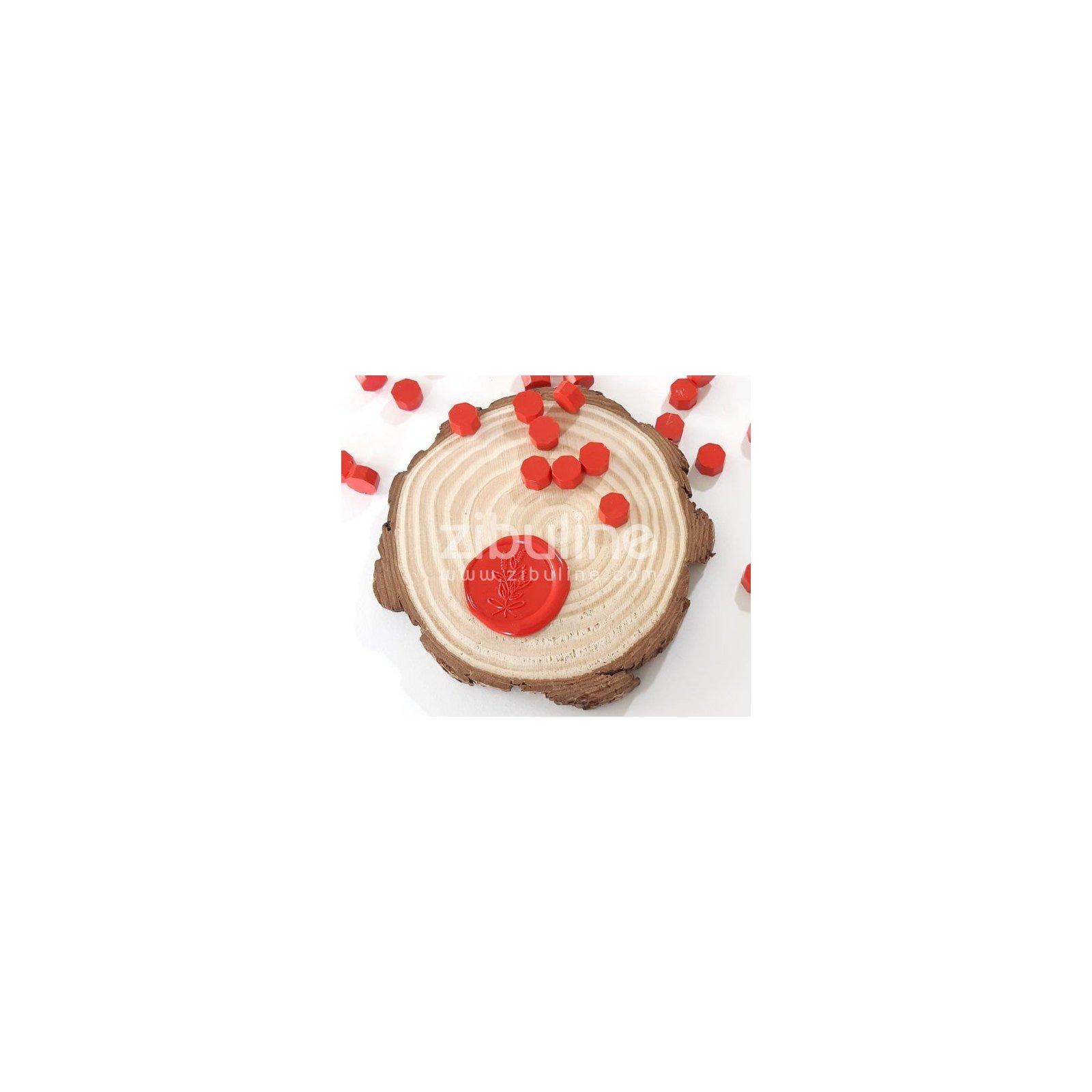Pastilles de cire - Corail - Zibuline