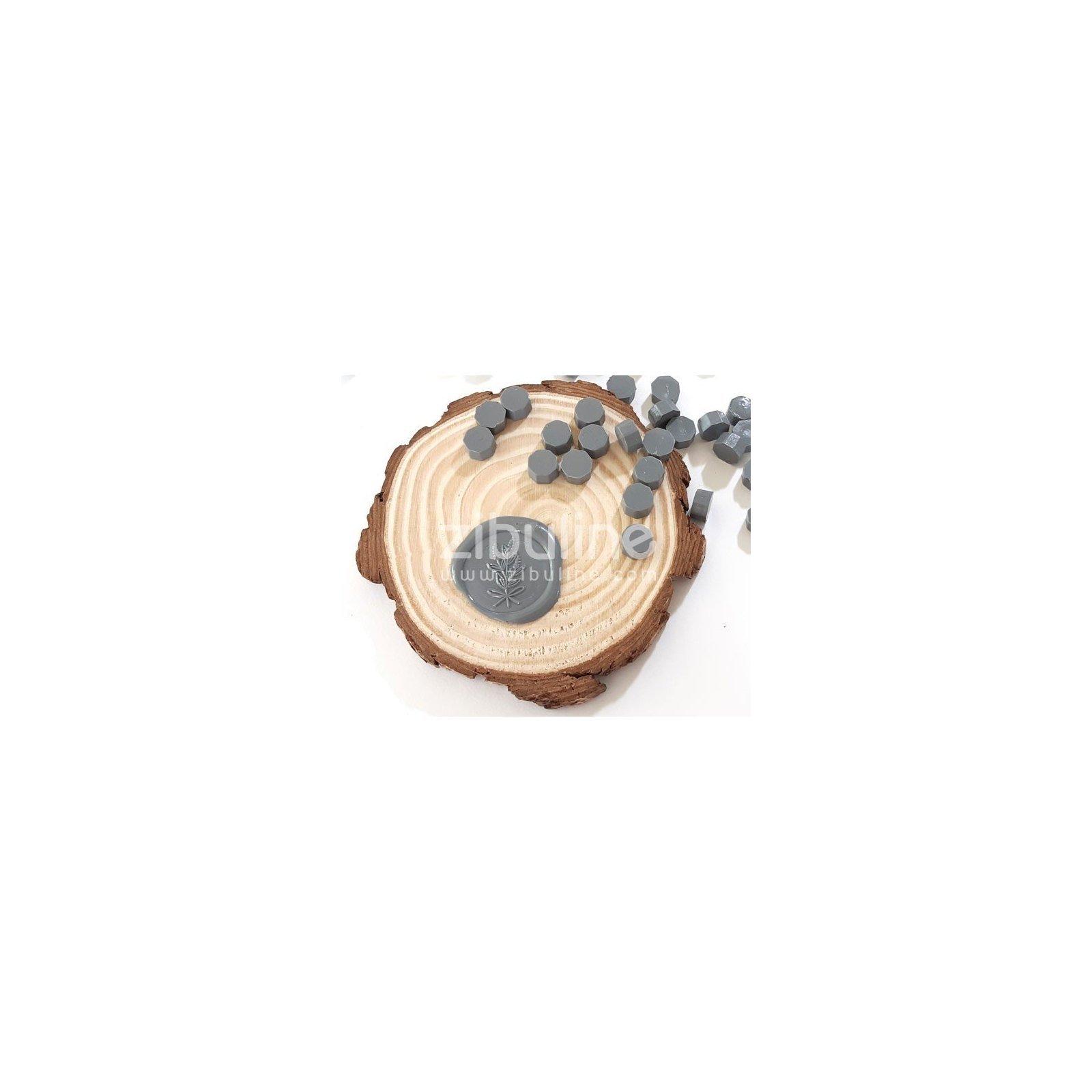 Pastilles de cire - Gris - Zibuline