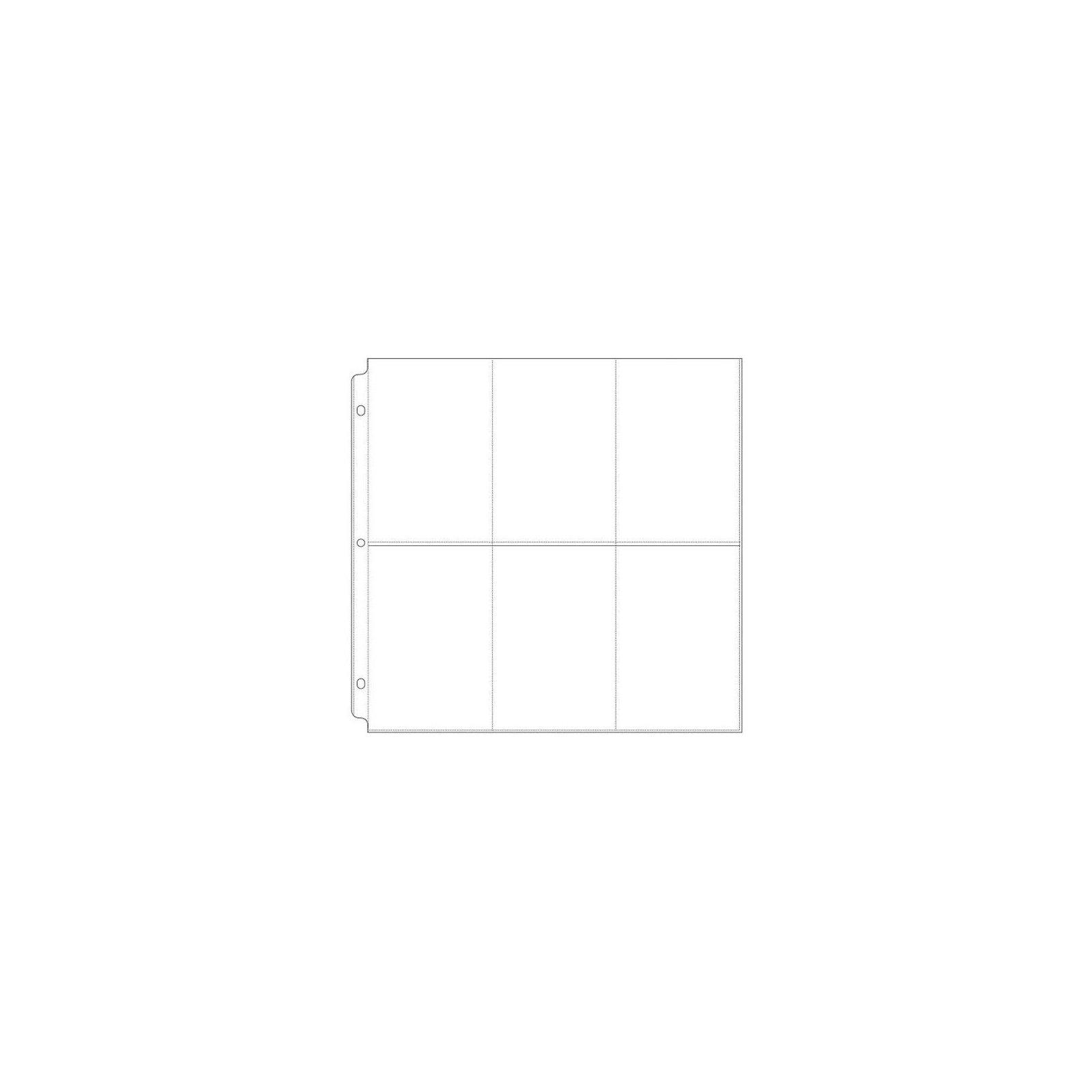Pochettes plastiques 30x30 - Design L - Echo Park Paper