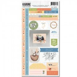 Stickers - Cahier d'automne...