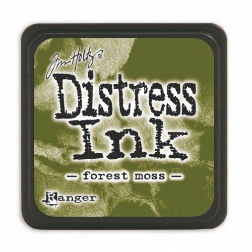 Mini encreur vert Distress -Forest moss - Ranger