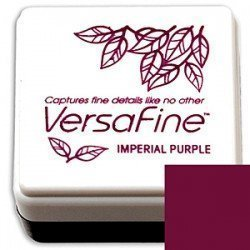 Mini-encreur Versafine violet - Imperial purple - Tsukineko