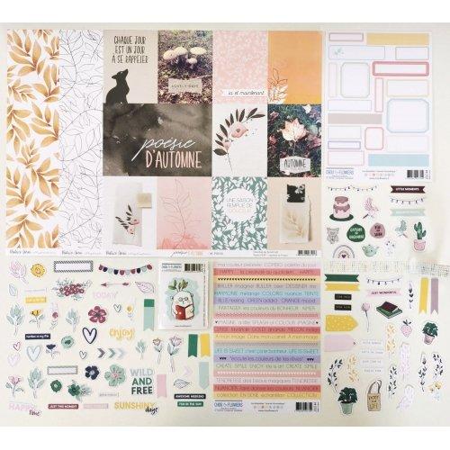 Kit Planner & Notebook n°44...