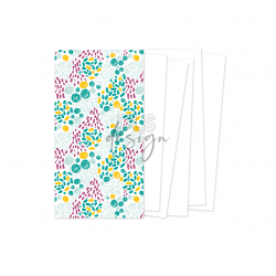 Notebook - Colorful Dots -...