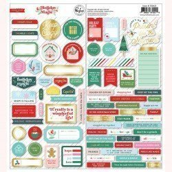 Stickers - Holiday Magic -...
