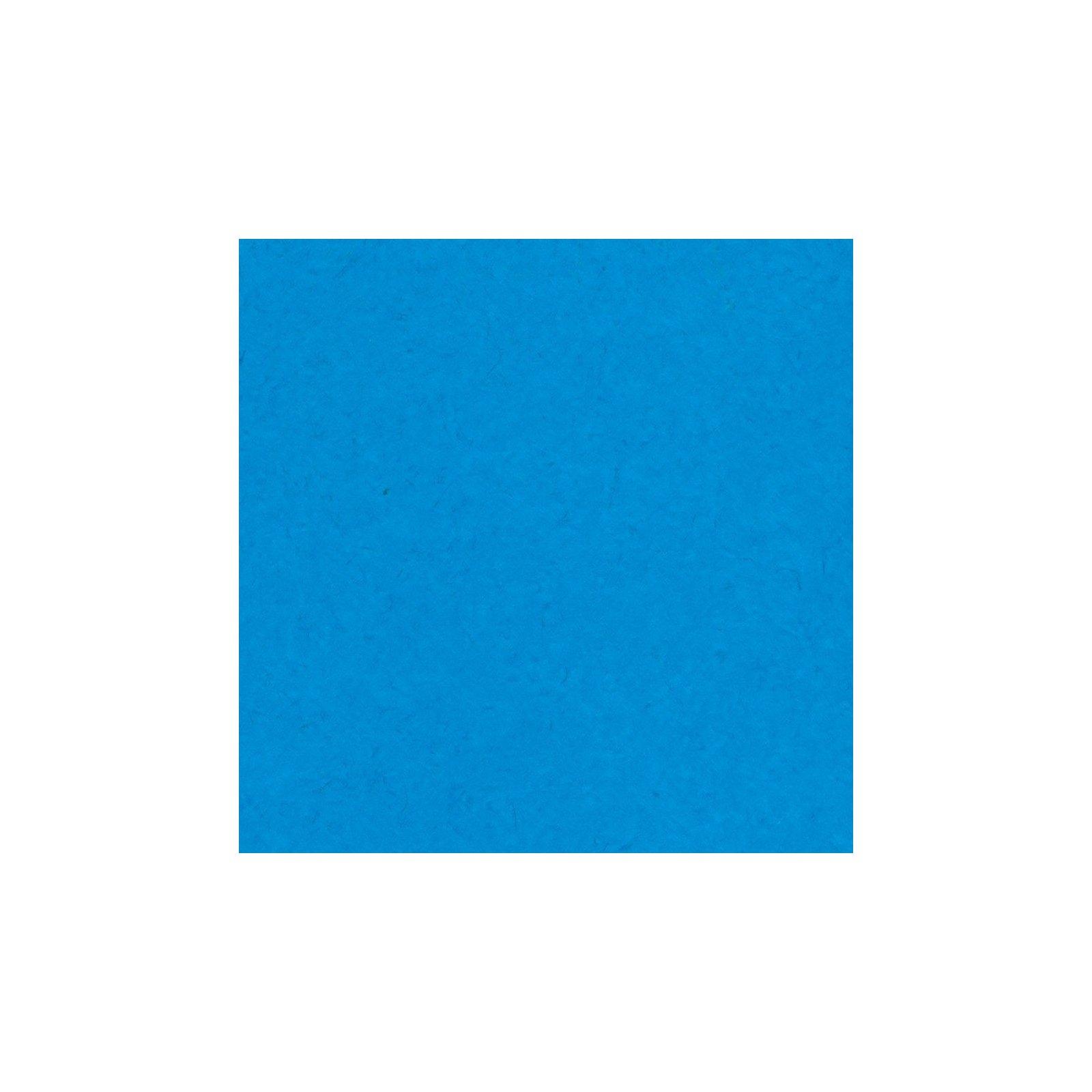 Papier bleu fluo - Blue raspberry - Framboise bleue - Smoothies - Bazzill Basics Paper
