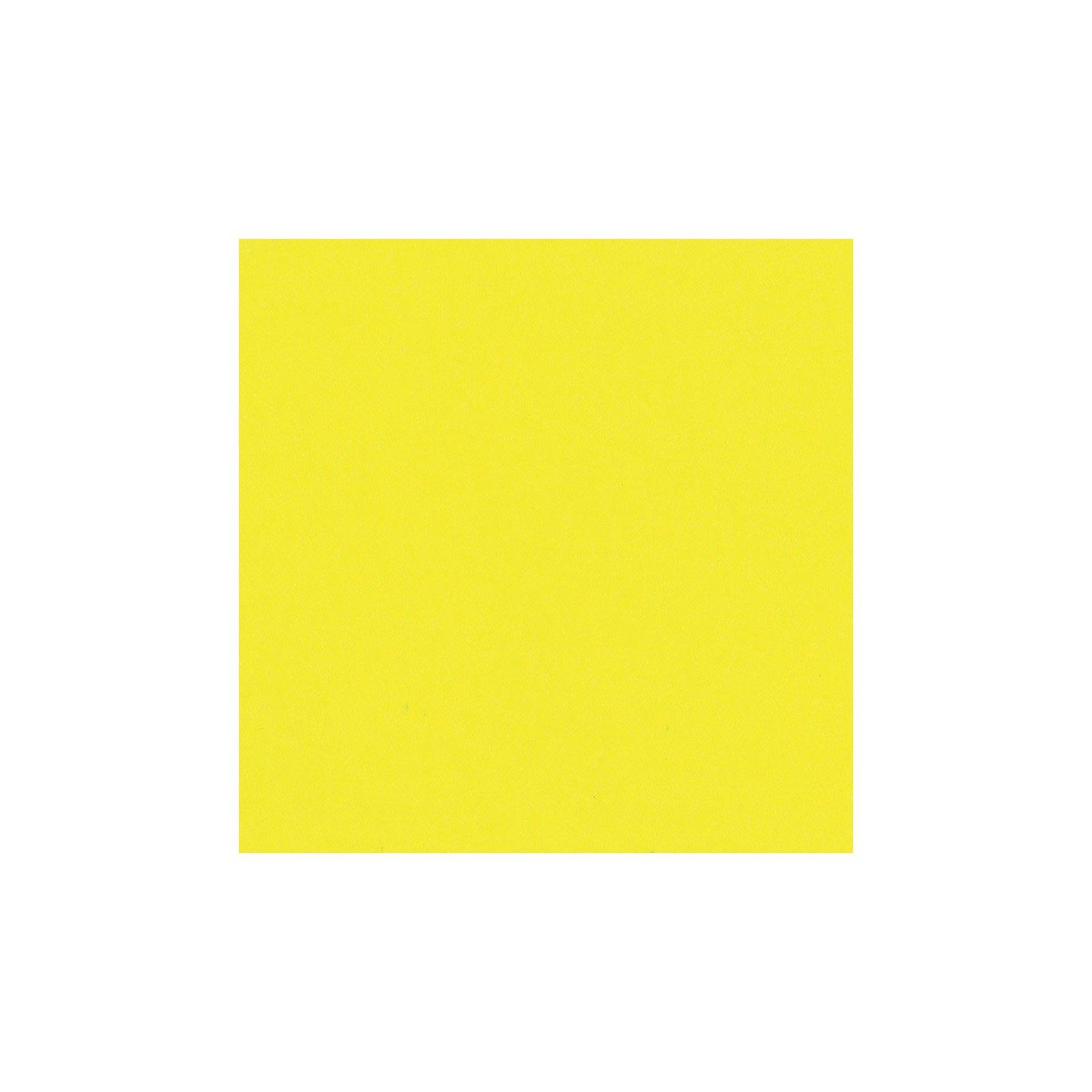 Papier jaune fluo - Lemon Sherbet- Sorbet Citron - Smoothies - Bazzill Basics Paper
