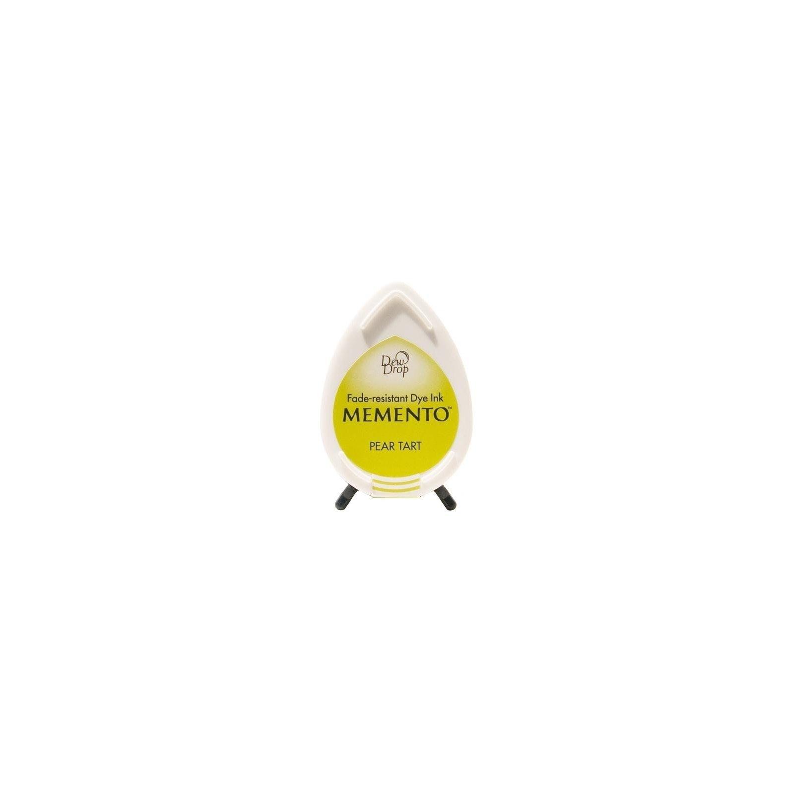Mini encreur vert Memento Dew Drop - Pear tart - Tsukineko