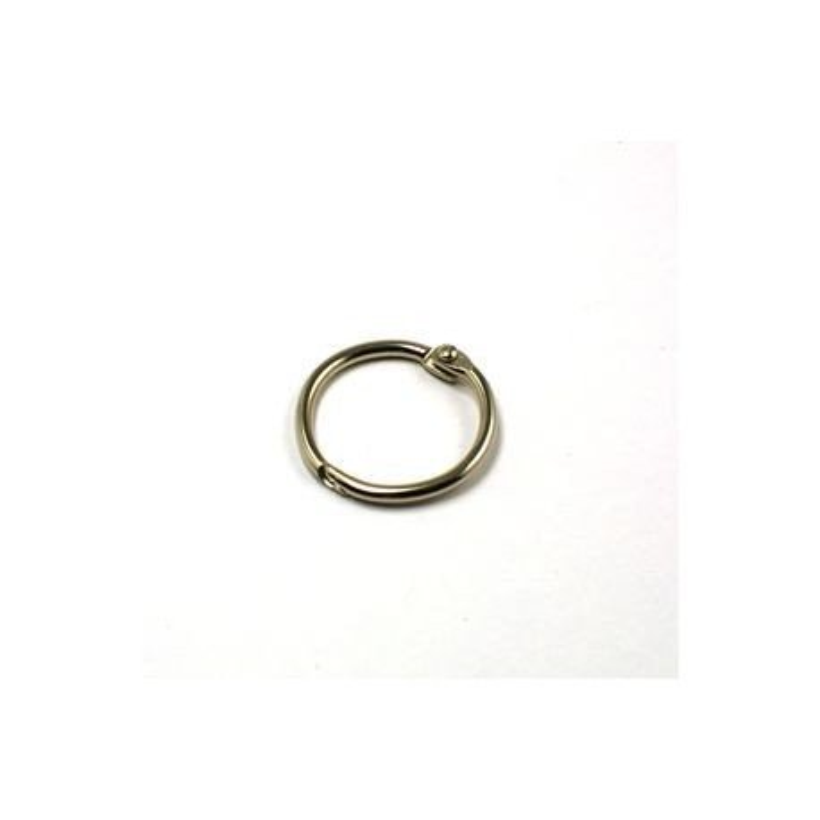 Anneau brisé - Diamètre 32 mm - Argent - Ephemeria