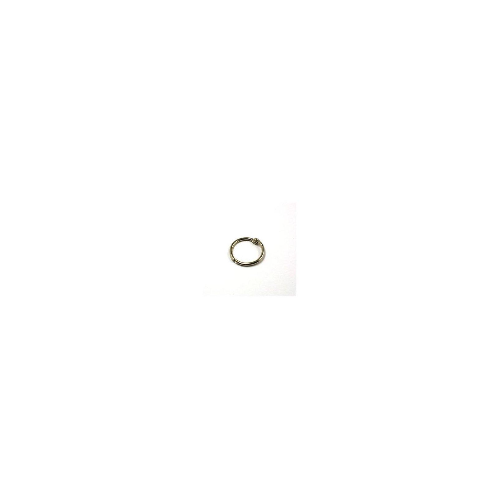 Anneau brisé - Diamètre 25 mm - Argent - Ephemeria
