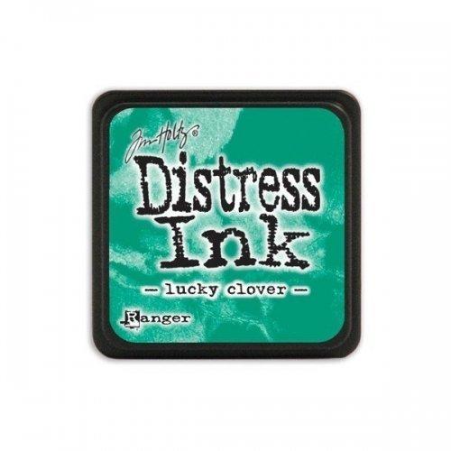 Mini encreur vert émeraude Distress - Lucky Clover - Ranger