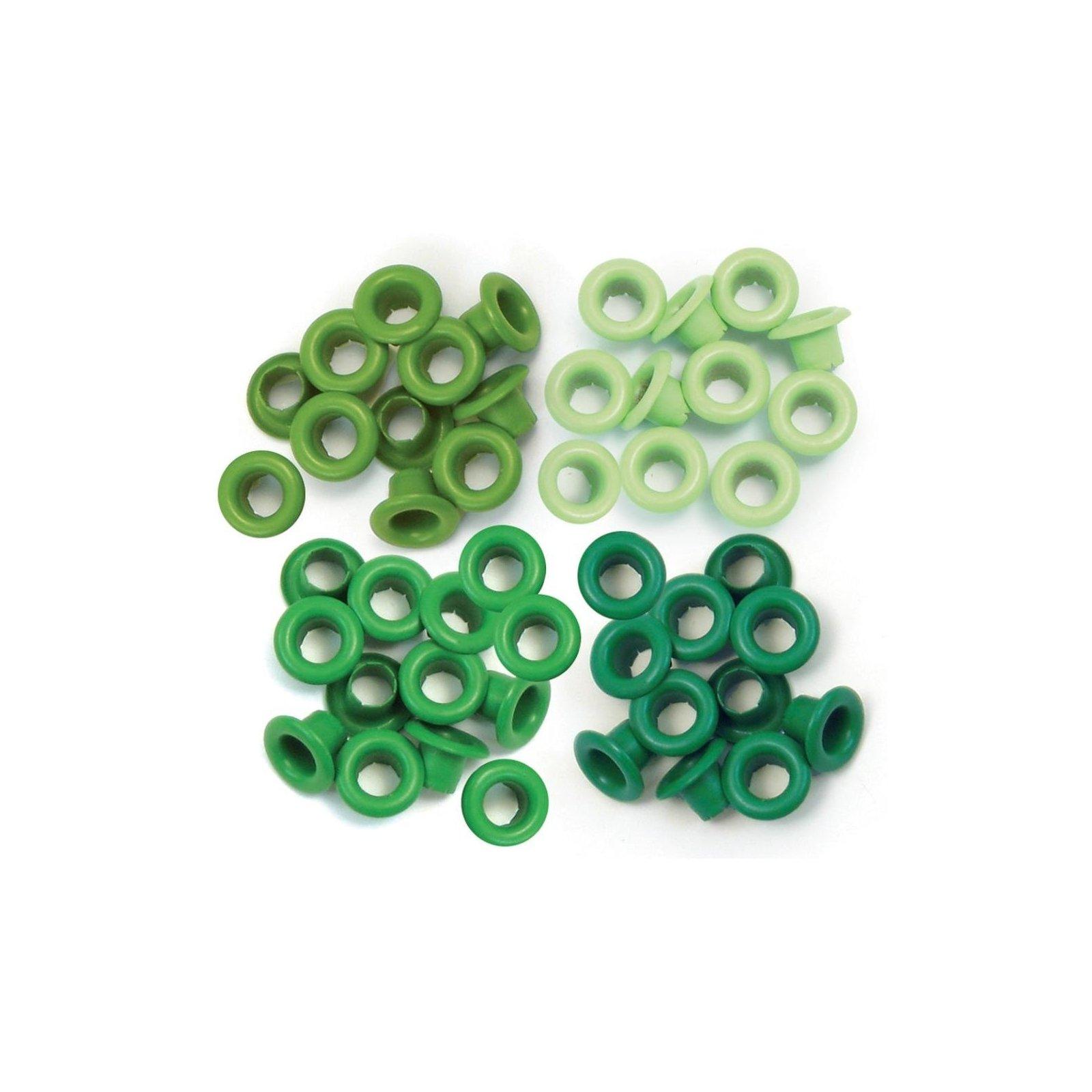 Petits oeillets - Vert - We R memory keepers