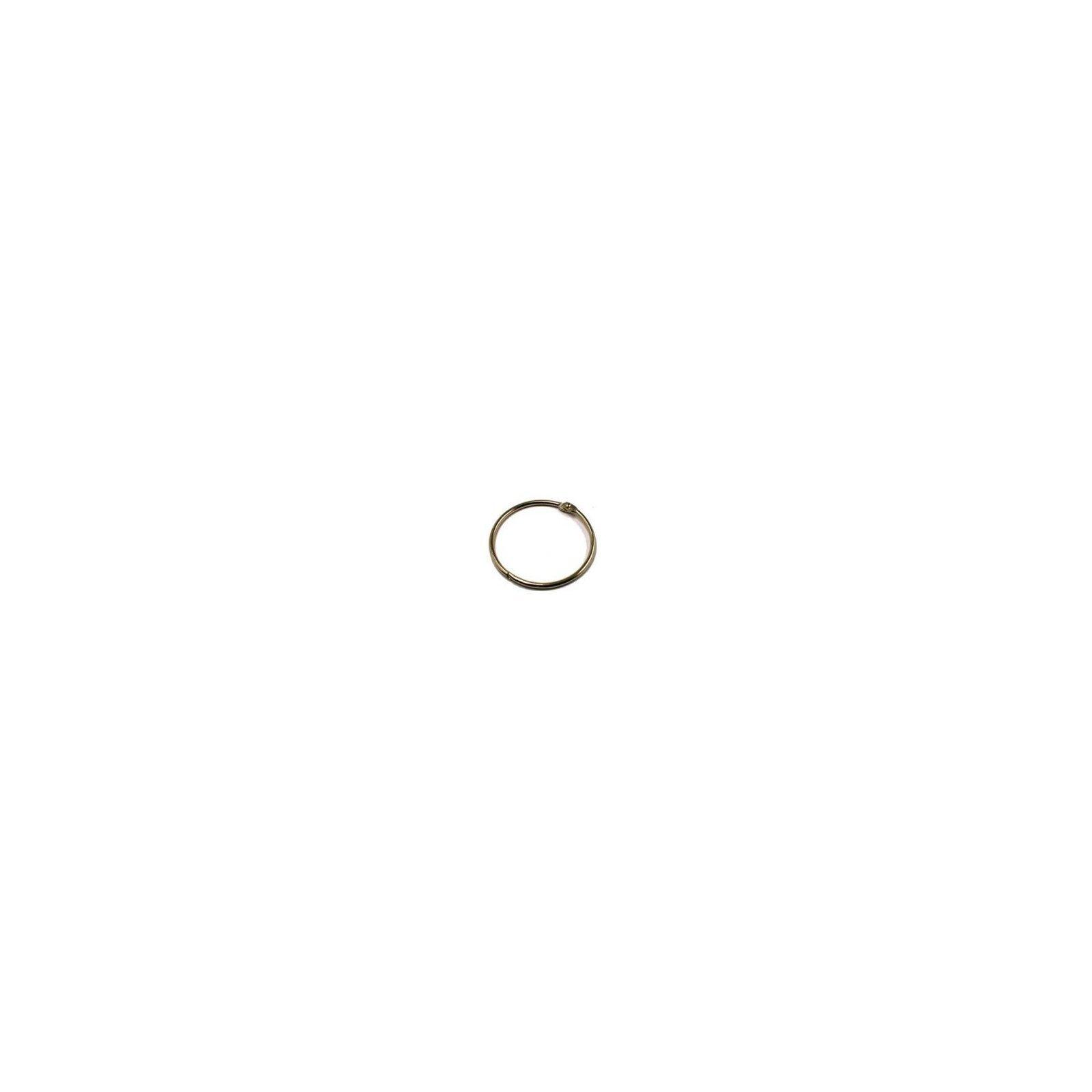 Anneau brisé - Diamètre 50 mm - Argent - Ephemeria