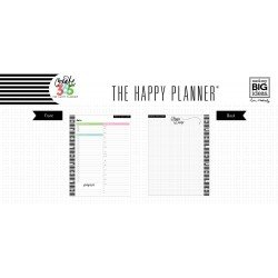 Recharges pour Planners Classics - Daily Sheets - Create 365