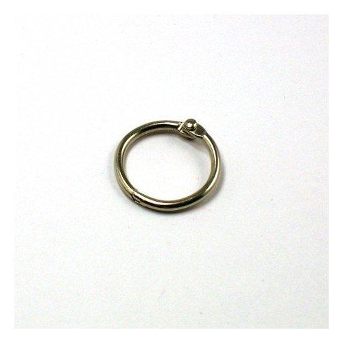 Anneau brisé - Diamètre 20 mm - Argent - Ephemeria